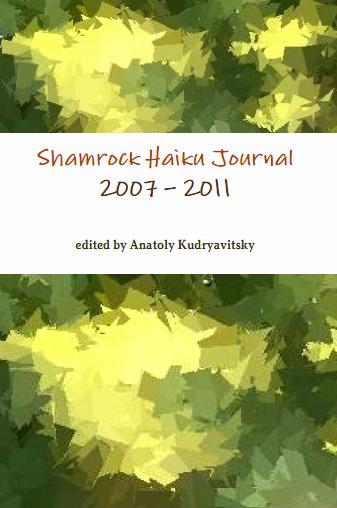 Shamrock Anthology Cover
