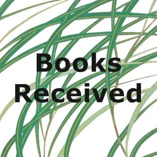 Books Recieved
